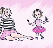 Me & My Baby (Louise & Darcy) by PurpleGlitterXx