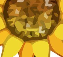 Sunflower Apple / WhatsApp Emoji Sticker