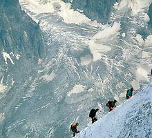 Uphill Struggle by Chris Hammond