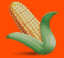 Ear Of Maize Apple / WhatsApp Emoji Kids Clothes