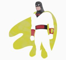 Project Silhouette 2.0: Space Ghost Kids Clothes