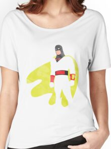 Project Silhouette 2.0: Space Ghost Women's Relaxed Fit T-Shirt
