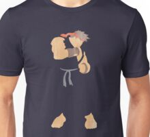 project silhouette 2.0: Dark Ryu Unisex T-Shirt