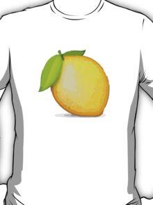 Lemon Apple / WhatsApp Emoji T-Shirt