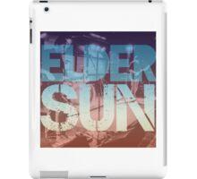 Elder Sun iPad Case/Skin