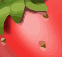 Strawberry Apple / WhatsApp Emoji Sticker
