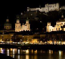 Salzburg by Andrew Leitch