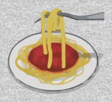 Spaghetti Apple / WhatsApp Emoji Kids Clothes