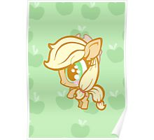 Weeny My Little Pony- Applejack Poster