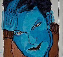 portrait 4 by pobsb