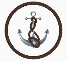 Anchor with rope 2 Kids Clothes