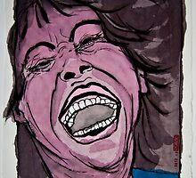 portrait 3 by pobsb