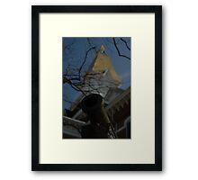 Price Memorial Framed Print
