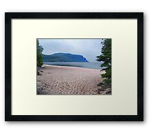 Old Woman Bay Framed Print