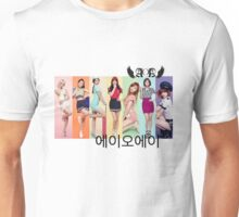 AOA - Short hair Unisex T-Shirt