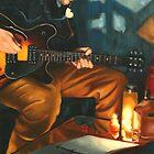 Mark Anselem: Night Song by Anna Weber
