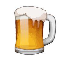 Beer Mug Apple / WhatsApp Emoji by emoji