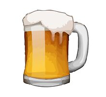 Beer Mug Apple / WhatsApp Emoji by emoji
