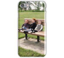 Boys Day Out iPhone Case/Skin