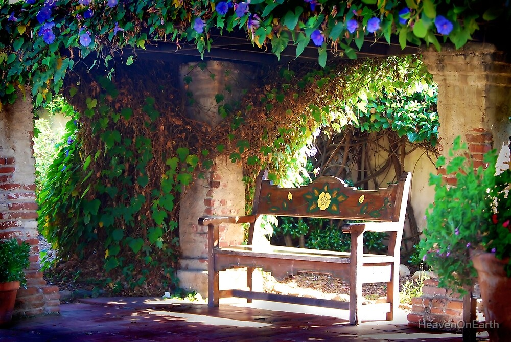 A great place to sit by HeavenOnEarth