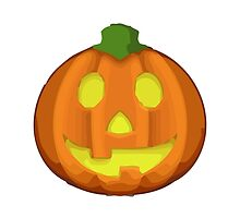 Jack-O-Lantern Apple / WhatsApp Emoji by emoji