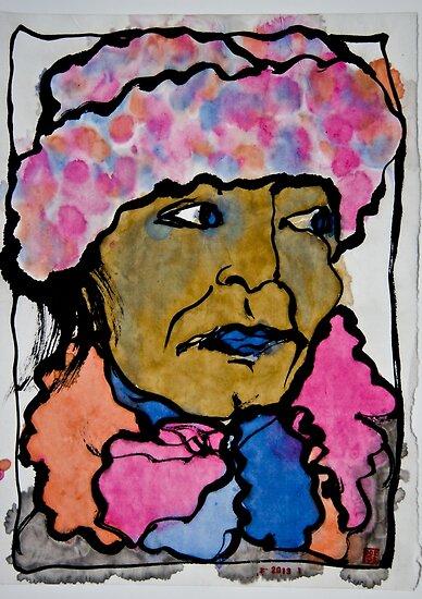 Winterportrait 2 by pobsb