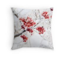 Frozen Rowan 4 Throw Pillow