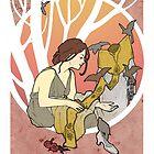 Cinderella´s dress Nouveau Old Stories by MariaDiaz