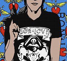 BON JOVI  by Azzurra