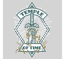 Temple of Time / Zelda Photographic Print