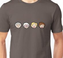 Emoji Golden Girls Unisex T-Shirt