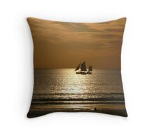 Broome Dreaming Throw Pillow