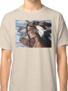 Sky Woman Iroquois Mother Goddess Classic T-Shirt