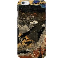 Feel abstract by rafi talby iPhone Case/Skin
