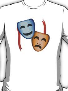 Performing Arts Apple / WhatsApp Emoji T-Shirt
