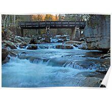 Glade Creek Bridge Poster