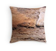 Rotting Palm Throw Pillow