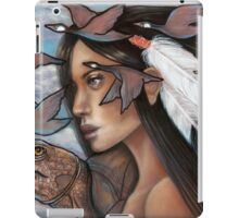 Sky Woman Iroquois Mother Goddess iPad Case/Skin