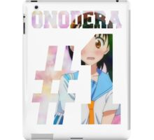 Onodera best girl iPad Case/Skin