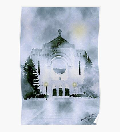 ~ Saint Boniface Catheral ~ Poster