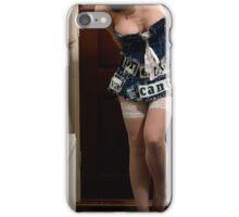Pretty Vacant iPhone Case/Skin