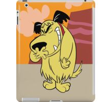 Laughing Muttley iPad Case/Skin