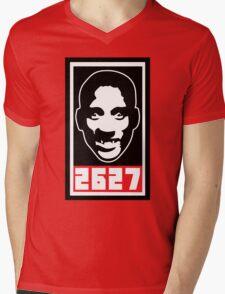 Anies 2627 Mens V-Neck T-Shirt