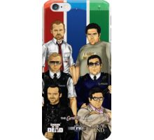 The Cornetto Trilogy. iPhone Case/Skin
