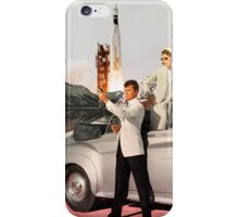 Selfies With Bond iPhone Case/Skin