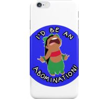 Pudge controls the weather iPhone Case/Skin