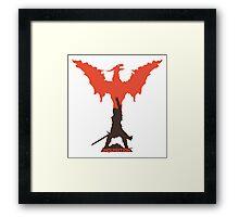 Inquisition Framed Print