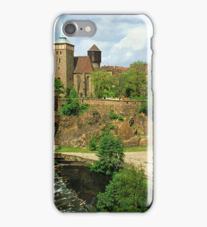 Bautzen East Germany 1991 iPhone Case/Skin