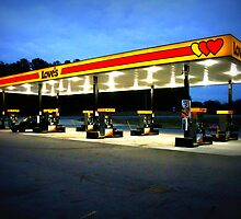Love Gas Station by Ghelly