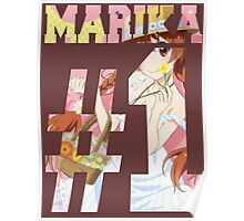 Marika Best Girl Poster